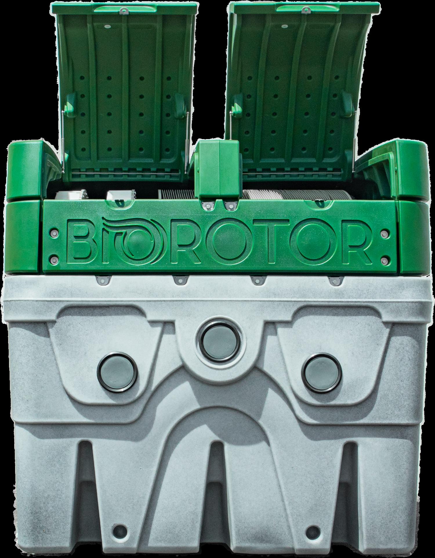 BIOROTOR - biodisque
